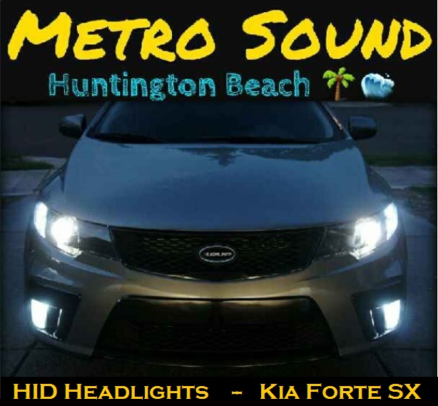 HID Headlights Installed at Metro Sound & Metro Sound u2013 Huntington Beach azcodes.com