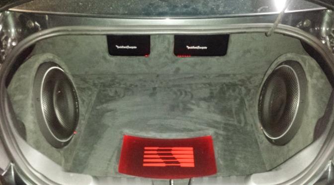 Car Amplifiers Huntington Beach | Amp Installation